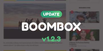 Boombox update v1.2.3
