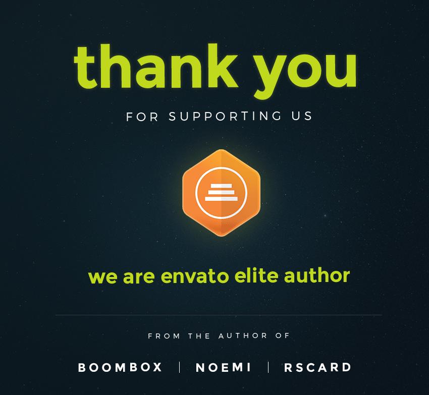 px-lab elite author thank you