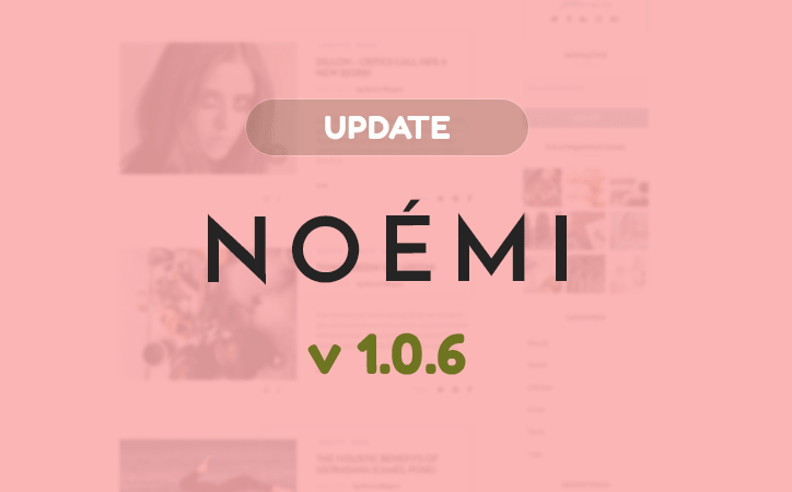 Update Released for Noemi – Meet  v1.0.6