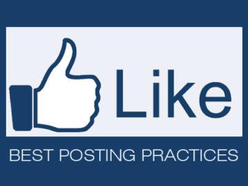 Facebook best tips for posting