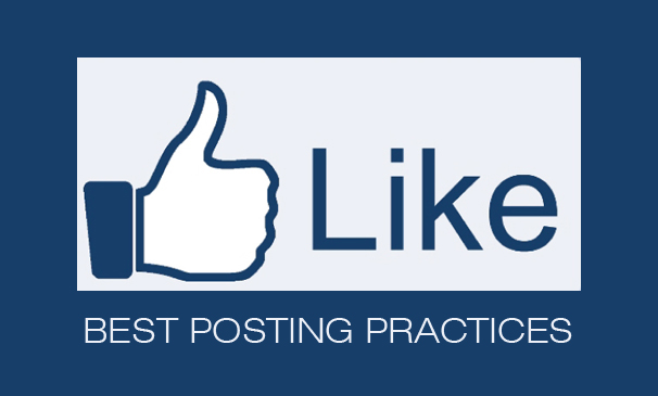Facebook tips for post writing and publishing