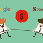 Google vs Stanford university