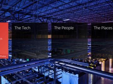 Google data centers