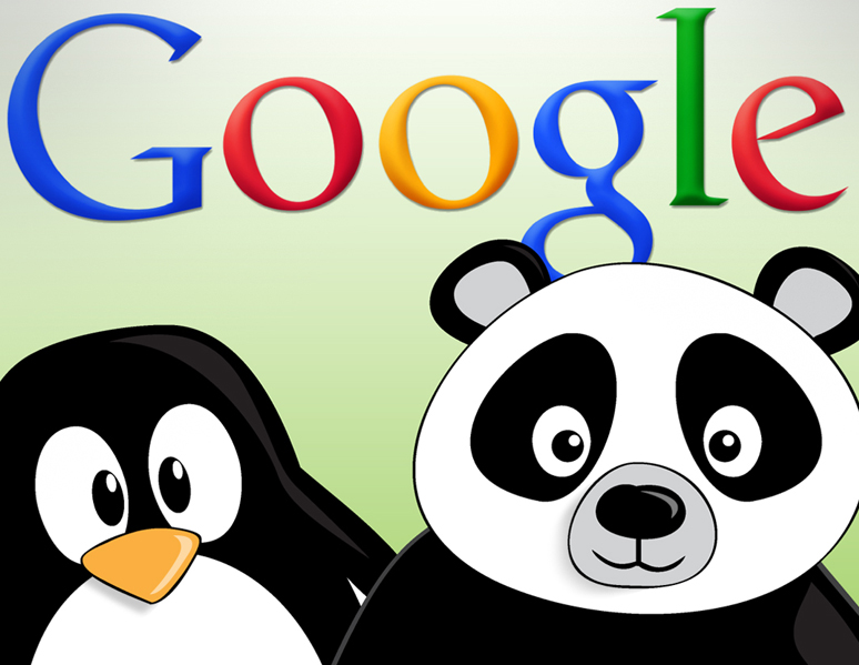 google panda and penguin algorithm
