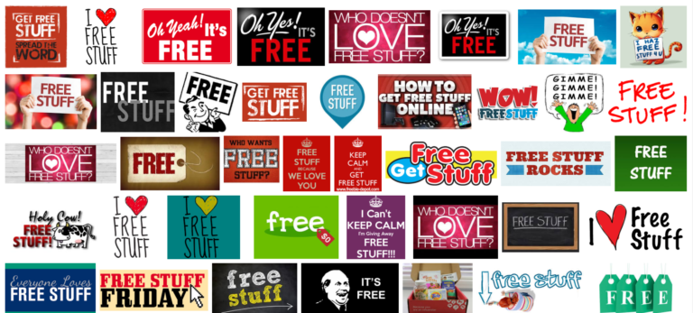 downloadable freebies as a marketer tool