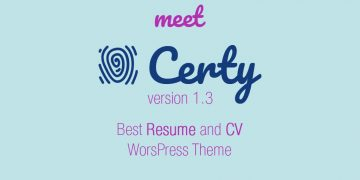 Certy version 1.3 cover photo
