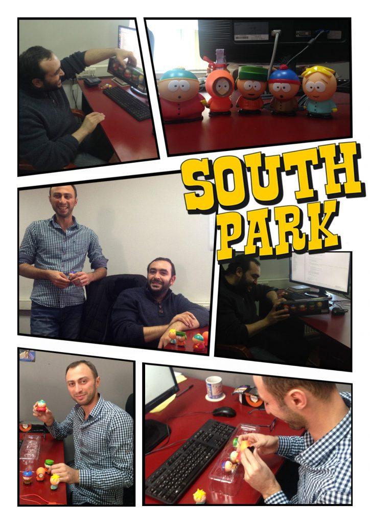 Southpark at Novembit