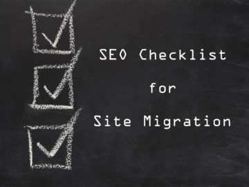 Site Migration SEO checklist