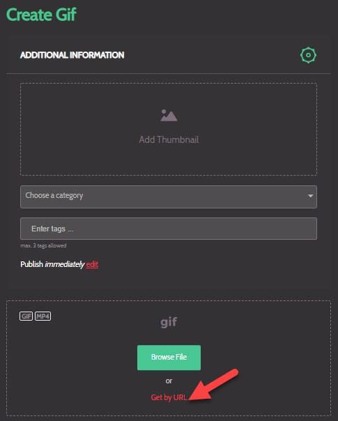 Boombox-GIF-Uploader